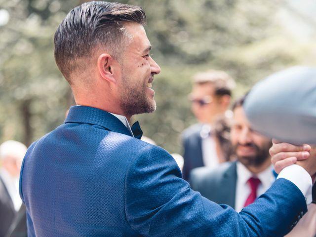 La boda de Carlos y Adriana en Rascafria, Madrid 22