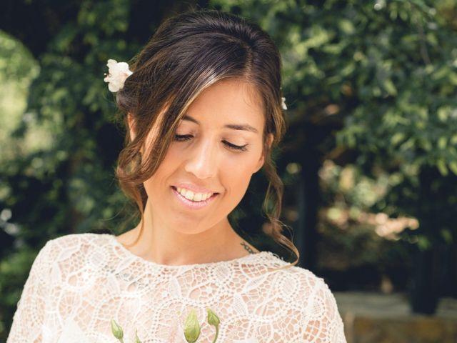 La boda de Carlos y Adriana en Rascafria, Madrid 23