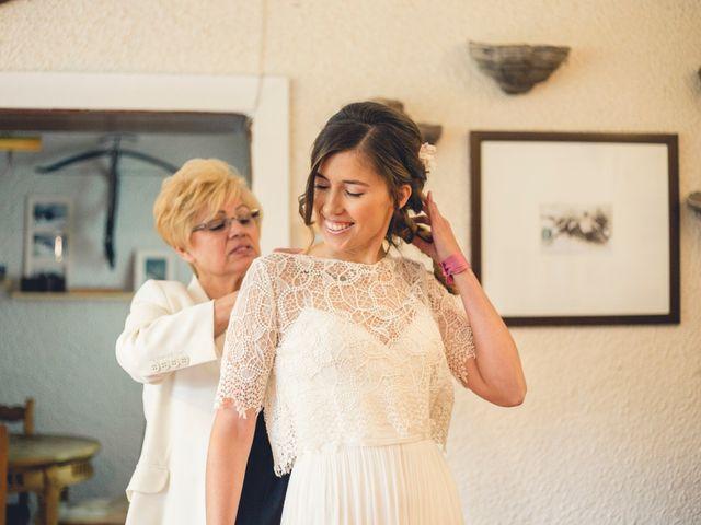 La boda de Carlos y Adriana en Rascafria, Madrid 30