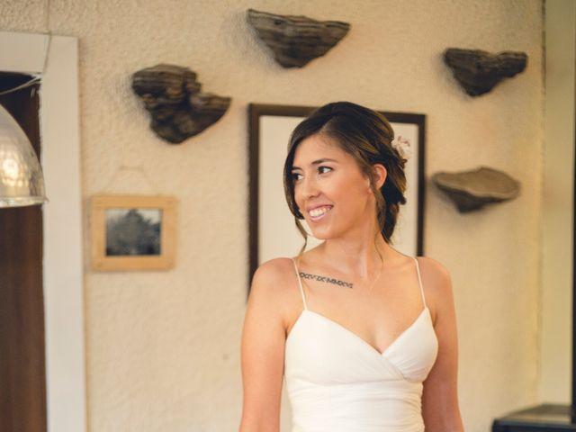 La boda de Carlos y Adriana en Rascafria, Madrid 31