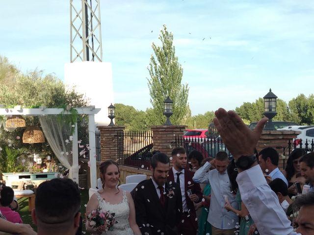 La boda de Antonio  y Ana  en Coria, Cáceres 2