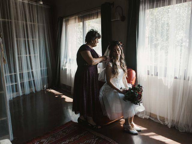 La boda de Alejandro y Cristina en Tagamanent, Barcelona 19