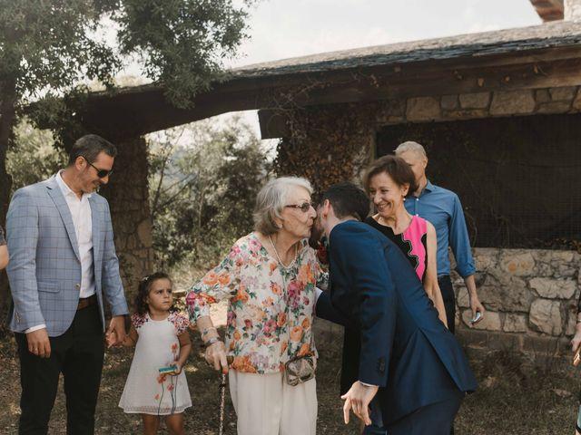 La boda de Alejandro y Cristina en Tagamanent, Barcelona 31