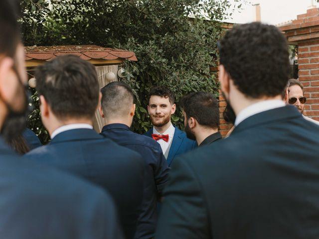La boda de Alejandro y Cristina en Tagamanent, Barcelona 33
