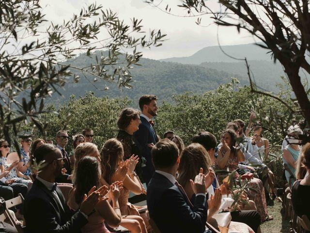 La boda de Alejandro y Cristina en Tagamanent, Barcelona 37