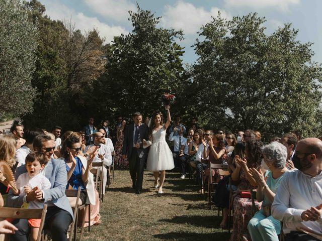 La boda de Alejandro y Cristina en Tagamanent, Barcelona 39