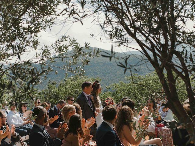La boda de Alejandro y Cristina en Tagamanent, Barcelona 40