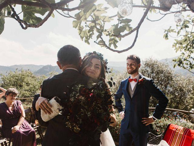 La boda de Alejandro y Cristina en Tagamanent, Barcelona 41