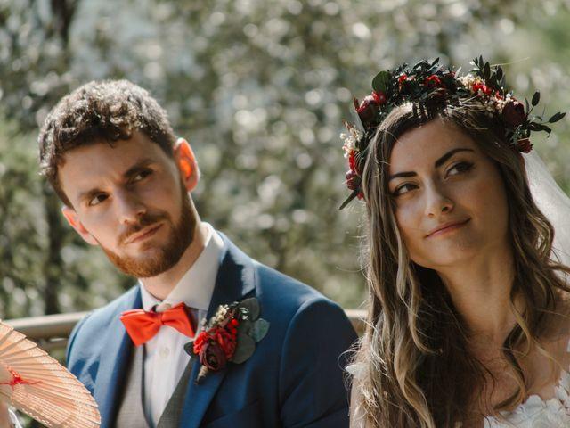 La boda de Alejandro y Cristina en Tagamanent, Barcelona 44