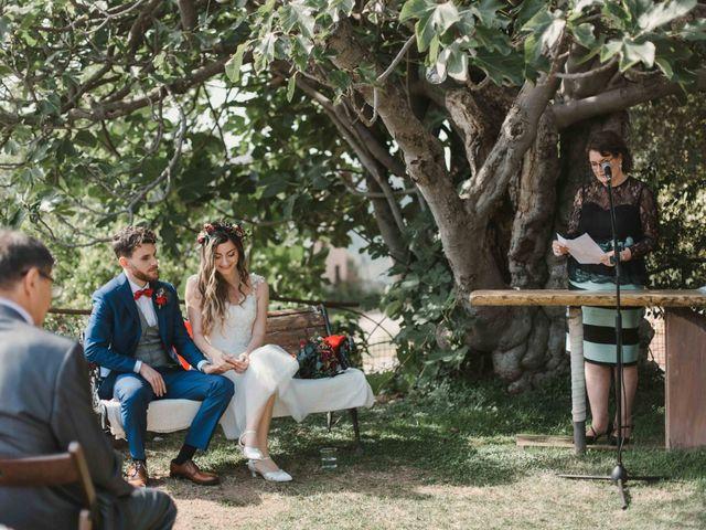 La boda de Alejandro y Cristina en Tagamanent, Barcelona 47