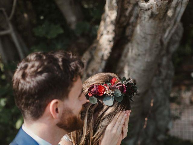La boda de Alejandro y Cristina en Tagamanent, Barcelona 50