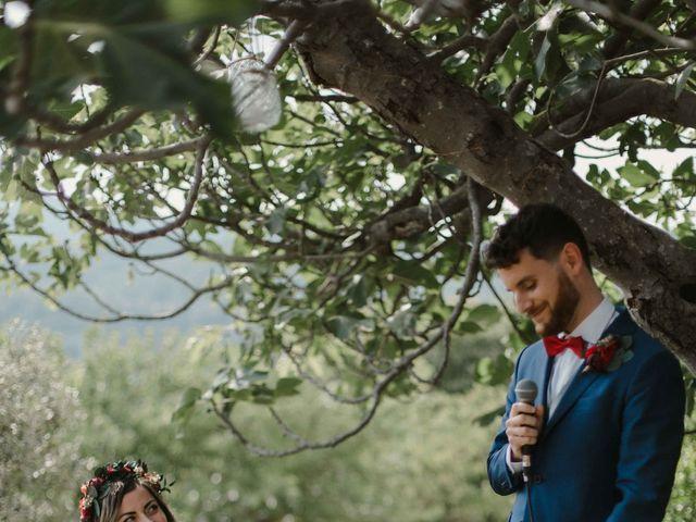 La boda de Alejandro y Cristina en Tagamanent, Barcelona 51