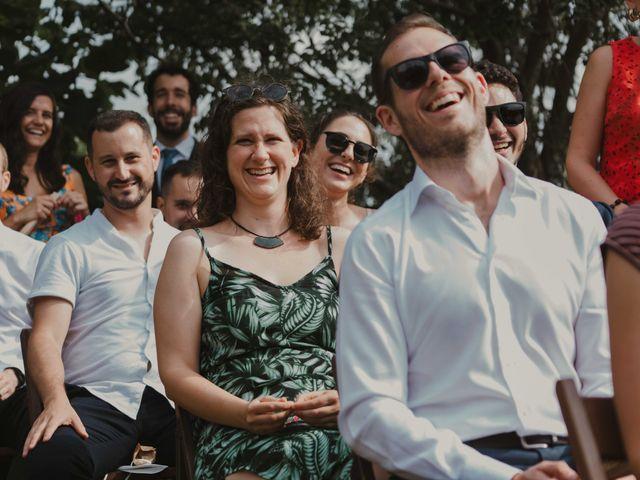 La boda de Alejandro y Cristina en Tagamanent, Barcelona 53