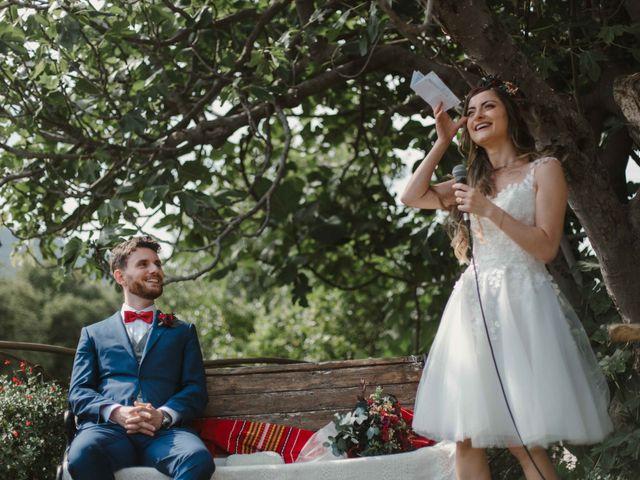 La boda de Alejandro y Cristina en Tagamanent, Barcelona 55