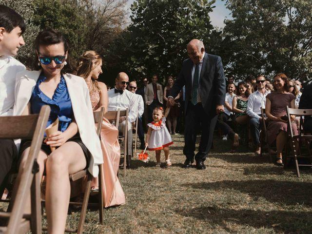 La boda de Alejandro y Cristina en Tagamanent, Barcelona 57