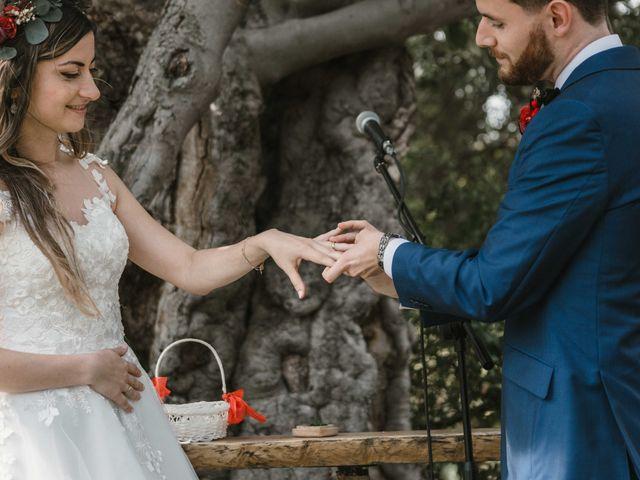 La boda de Alejandro y Cristina en Tagamanent, Barcelona 58