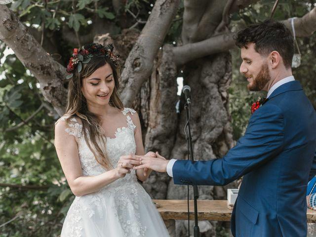 La boda de Alejandro y Cristina en Tagamanent, Barcelona 59