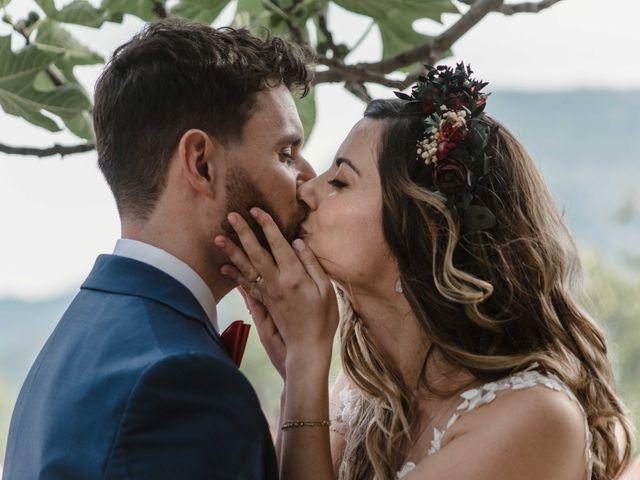 La boda de Alejandro y Cristina en Tagamanent, Barcelona 60