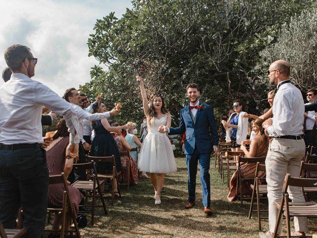 La boda de Alejandro y Cristina en Tagamanent, Barcelona 62