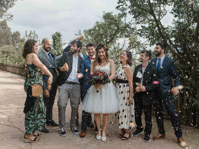 La boda de Alejandro y Cristina en Tagamanent, Barcelona 68
