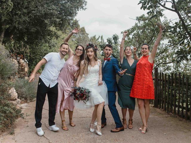 La boda de Alejandro y Cristina en Tagamanent, Barcelona 69