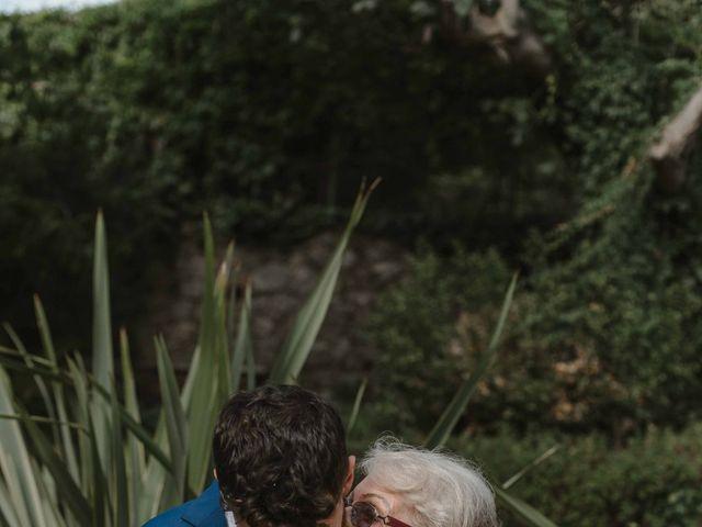 La boda de Alejandro y Cristina en Tagamanent, Barcelona 70
