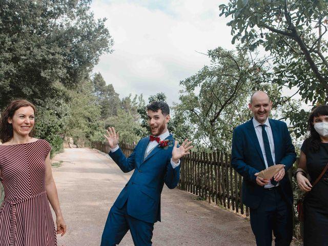 La boda de Alejandro y Cristina en Tagamanent, Barcelona 71