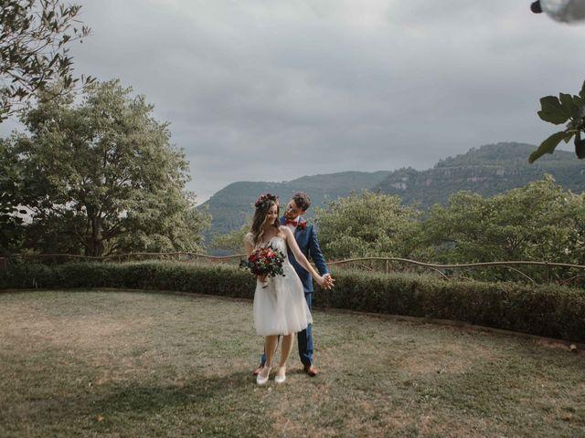 La boda de Alejandro y Cristina en Tagamanent, Barcelona 73
