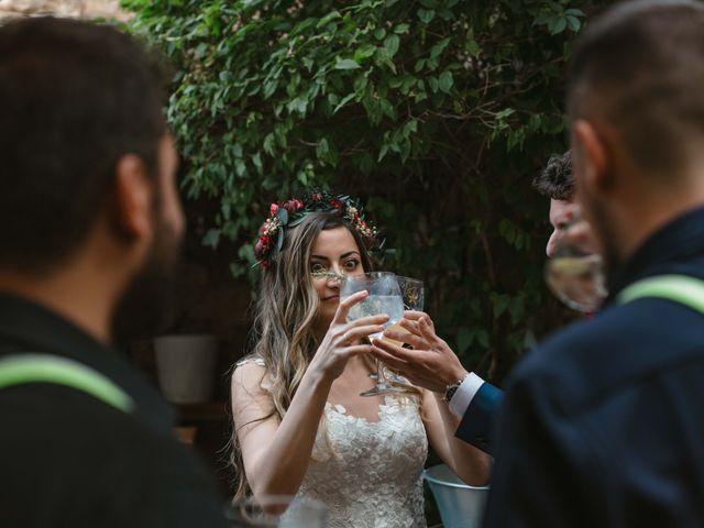 La boda de Alejandro y Cristina en Tagamanent, Barcelona 90