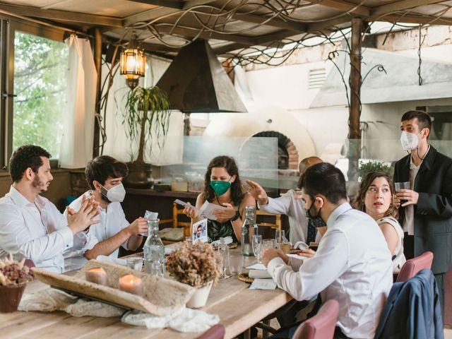 La boda de Alejandro y Cristina en Tagamanent, Barcelona 102