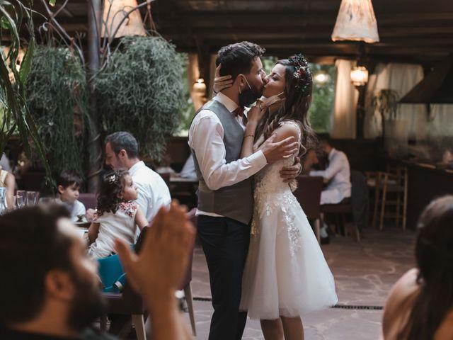 La boda de Alejandro y Cristina en Tagamanent, Barcelona 110