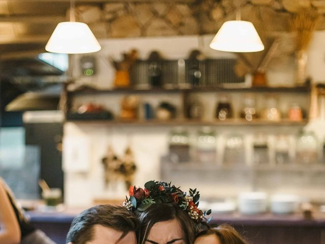 La boda de Alejandro y Cristina en Tagamanent, Barcelona 113