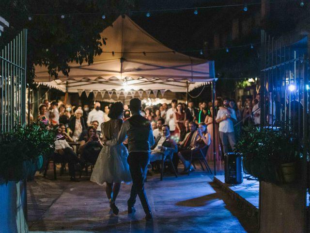 La boda de Alejandro y Cristina en Tagamanent, Barcelona 118