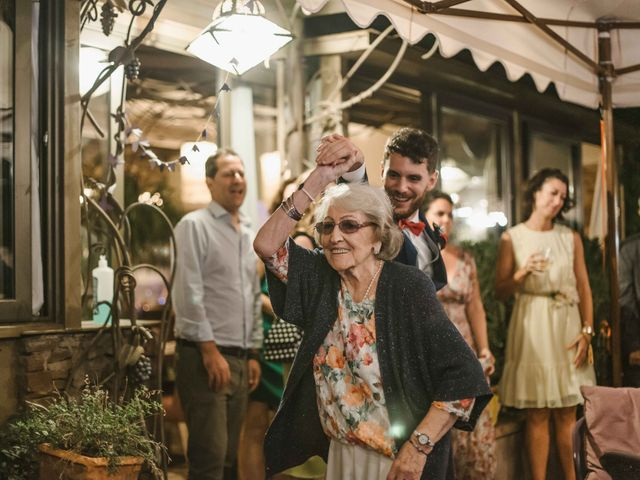 La boda de Alejandro y Cristina en Tagamanent, Barcelona 123