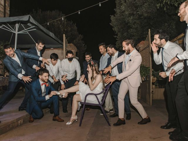 La boda de Alejandro y Cristina en Tagamanent, Barcelona 128