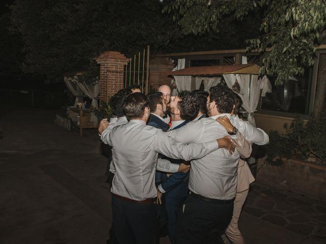 La boda de Alejandro y Cristina en Tagamanent, Barcelona 129