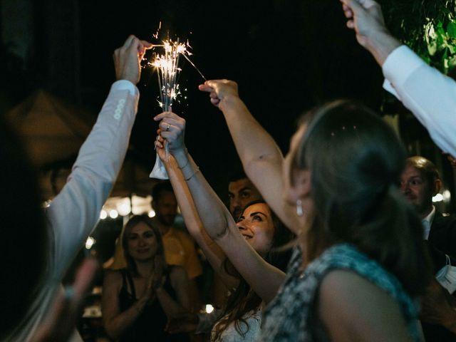 La boda de Alejandro y Cristina en Tagamanent, Barcelona 131