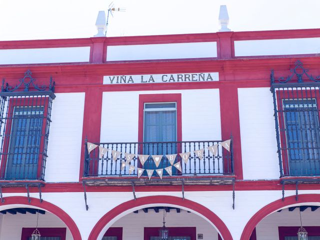 La boda de Borja y Elisa en Jerez De La Frontera, Cádiz 3