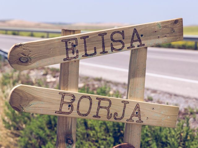 La boda de Borja y Elisa en Jerez De La Frontera, Cádiz 4