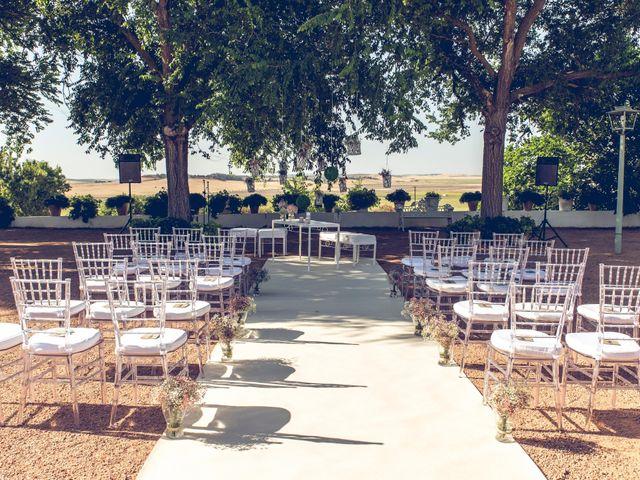 La boda de Borja y Elisa en Jerez De La Frontera, Cádiz 32