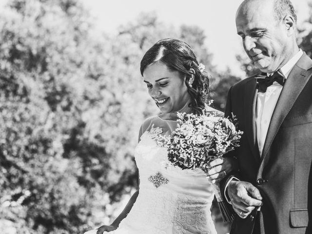 La boda de Borja y Elisa en Jerez De La Frontera, Cádiz 35