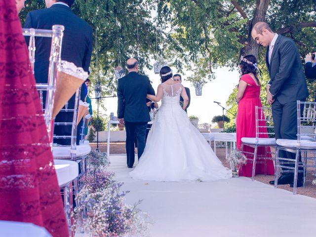 La boda de Borja y Elisa en Jerez De La Frontera, Cádiz 36