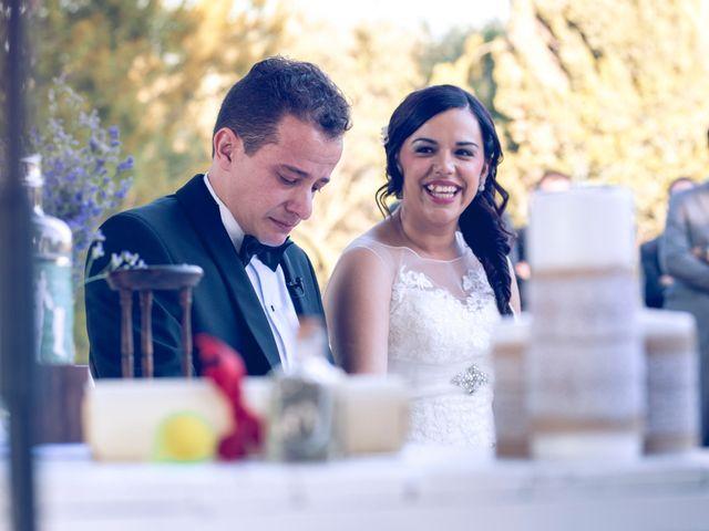 La boda de Borja y Elisa en Jerez De La Frontera, Cádiz 39
