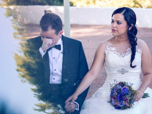 La boda de Borja y Elisa en Jerez De La Frontera, Cádiz 40