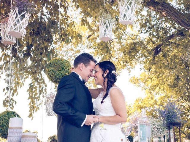 La boda de Borja y Elisa en Jerez De La Frontera, Cádiz 43