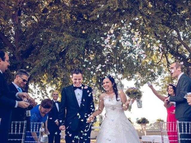 La boda de Borja y Elisa en Jerez De La Frontera, Cádiz 45