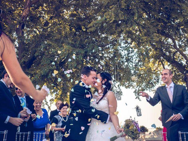 La boda de Borja y Elisa en Jerez De La Frontera, Cádiz 46
