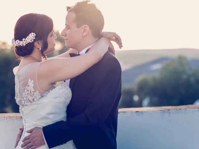 La boda de Borja y Elisa en Jerez De La Frontera, Cádiz 51