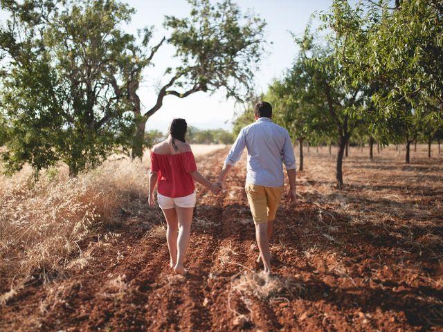 La boda de Miki y Fio en Santa Eugenia, Islas Baleares 4