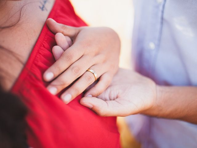 La boda de Miki y Fio en Santa Eugenia, Islas Baleares 7